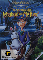 The Adventures of Ichabod and Mr. Toad - DVD
